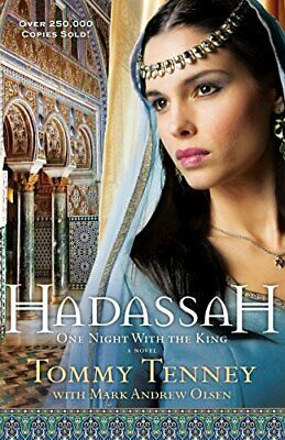 Hadassah: One Night With The King by Tenney, Tommy Paperback Book The Fast Free
