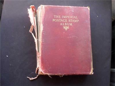 12474aj  BC USED COLLECTION IN IMPERIAL ALBUM WITH MANY CLASSICS LOTS TO VIEW!!