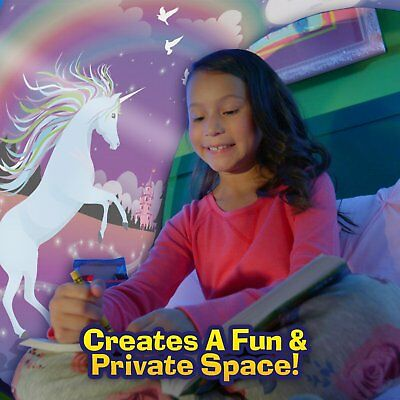New Dream Tents Fun Foldable Camping Outdoor Unicorn Fantasy Baby Kids Play Tent