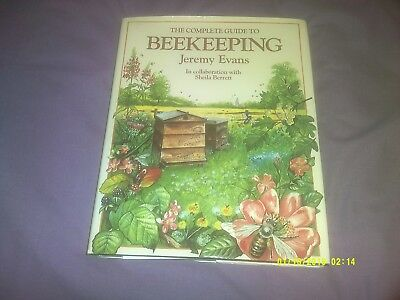 Complete Beekeeping Manual - Bees, Equipment, Hives, Keeping, Honey, Techniques