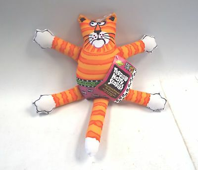 FAT CAT Classic 'Terrible Nasty Scaries' Dog Toy - Y99