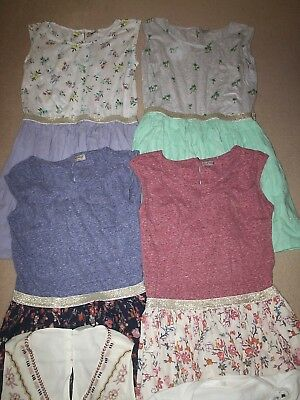 Girls Clothes  Next & H & M Bundle Age 14 Years Dress Tops Etc