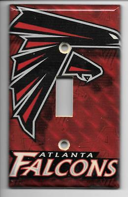 Atlanta Falcons Light Switch Plate Cover NFL Football Unique Gift Single Gang