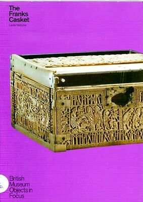 Franks Casket Viking Anglo-Saxon Germanic Dane Britain 800AD Pagan Christian