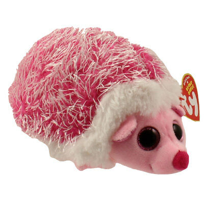 TY Beanie Baby - MRS. PRICKLY the Pink Hedgehog (6 inch) - MWMTs Stuffed Animal