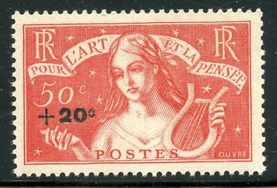 Promo / Stamp / Timbre / France Neuf N° 329 ** Au Profit Chomeurs Intellectuels