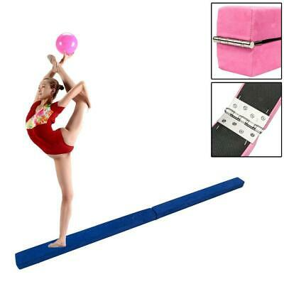 Sectional Floor Balance Beam Gymnastics Skill Performance Training 3 Color