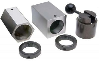 5C-CB 5C Collet Block Set - Hex Block, Square and Closer
