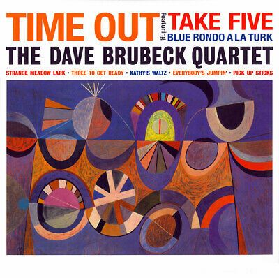 The Dave Brubeck Quartet : Time Out VINYL (2015) ***NEW***