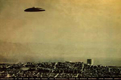 UFO I Want To Believe Akte X Aliens TV Film Film Poster