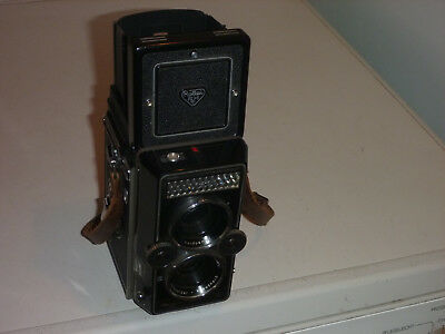Vintage Rollei Magic  - Franke & Heidecke 6X6 TLR Camera um 1960