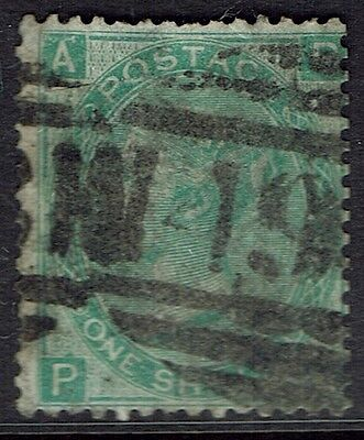 Great Britain, Used, 48, Nice