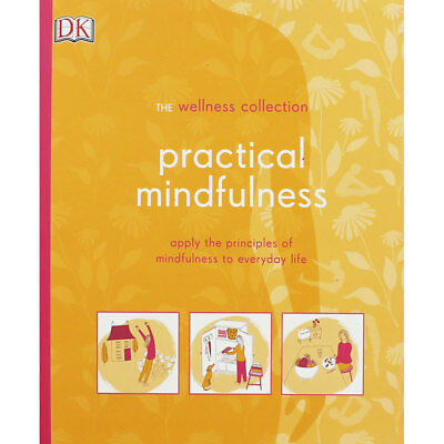 The Wellness Collection - Practical Mindfulness, Non Fiction Books, Brand New