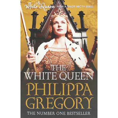The White Queen by Philippa Gregory (Paperback), Fiction Books, Brand New
