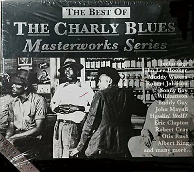 Various Artists - Best of Charly Blues Masterworks ... - Various Artists CD Z9VG