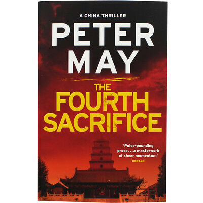 The Fourth Sacrifice by Peter May (Paperback), Fiction Books, Brand New