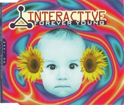 Interactive Forever Young Vinyl Single 12inch NEAR MINT Blow Up