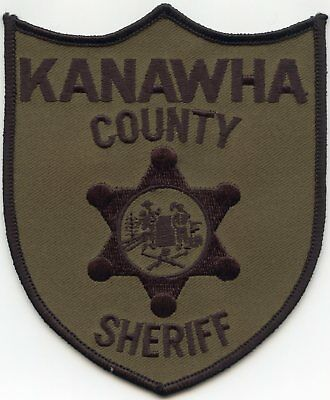Kanawha County West Virginia Wv Sheriff Police Patch