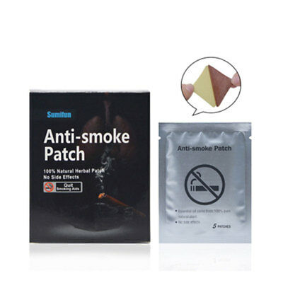 35pcs Natural Nicotine Ingredient Patches Stop Smoking Cessation Patch