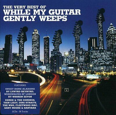 Chris Rea - The Very Best Of While My Guitar Gently Weeps - Chris Rea CD AIVG