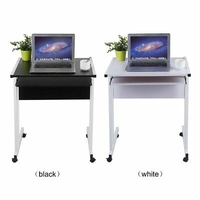 Small Z-Shape Computer Desk PC Table Study Home Office Work Station Furniture UK