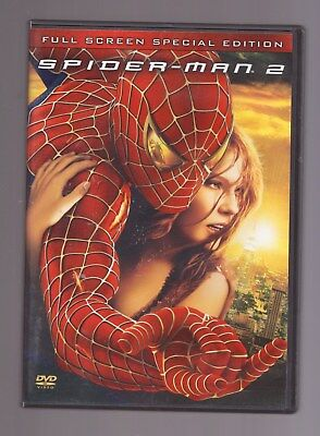 Spider Man 2 Full Screen Special Edition 2 Disc