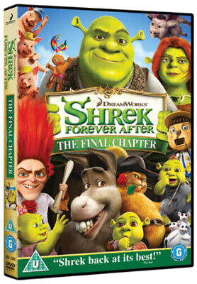 Shrek: Forever After - The Final Chapter DVD (2010) Mike Mitchell cert U