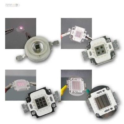 HighPower IR LED Chips 3/5/10/30W 940nm Infrared High Power LEDs for Example