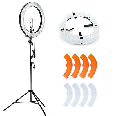 "Neewer Camera Photo Video 18"" Fluorescent Ring Light Flash Light Lighting Kit"