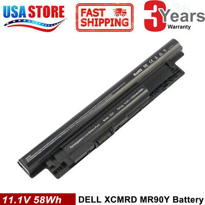 Battery for Dell Inspiron 15-3521 15 3000 15-3537 15-3541 15-3542 14 N3421