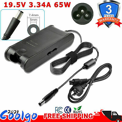 For Dell Inspiron 15R N5010 N5030 N5110 N7010 Laptop Power Adapter Charger