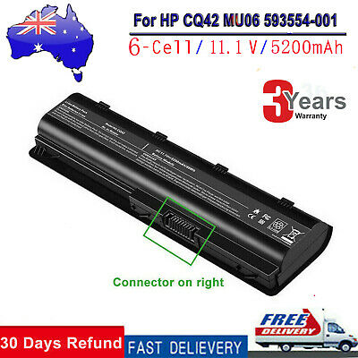 6/9/12Cell Battery Fr Hp Pavilion Dm4 Dv5 Dv6 Dv7 G4 G6 G7 593554-001 593553-001