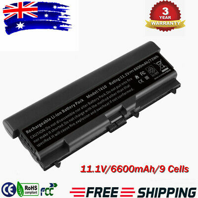 9 Cell battery for Lenovo ThinkPad T410 T420 T510 T520 W520 SL410 SL510 laptop