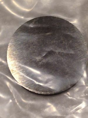 "1 Ounce oz Tungsten Blank Coin Disk .99%+ Fine round 1"" diameter-Pinewood Derby"