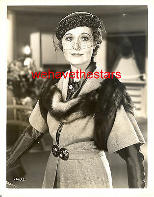 Vintage Katharine Alexander GLAMOUR '35 ALIAS MARY DOW Publicity Portrait