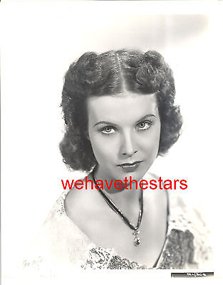 Vintage Pauline Moore BEAUTY '39 THREE MUSKETEERS Publicity Portrait