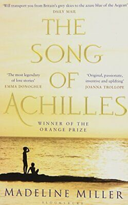 The Song of Achilles by Miller, Madeline Book The Fast Free Shipping