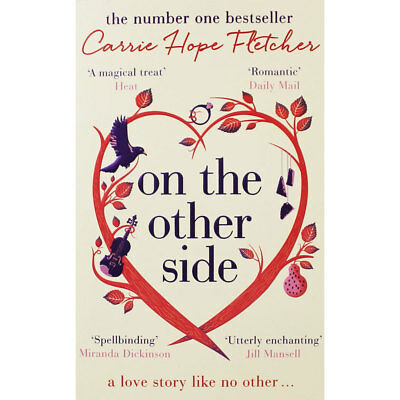 On the Other Side by Carrie Hope Fletcher (Paperback), Fiction Books, Brand New