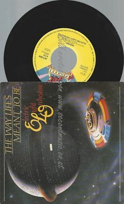 "7""   Electric Light Orchestra ‎– The Way Life's Meant To Be"