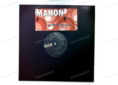 Manon - Yesterday Has Gone GER Maxi 1997 /3