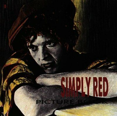 Simply Red Picture Book 1985 Cd Soul Pop Rock Brand New