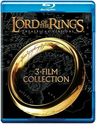 Lord of the Rings: Original Theatrical T Blu-ray