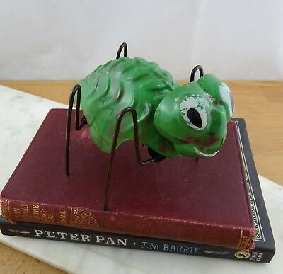 Vintage Triang Minic Great Spider Clockwork Wind Up Toy (No Key)