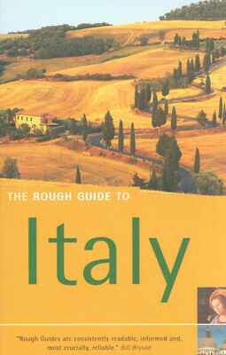 The rough guide to Italy by Martin Dunford (Paperback)