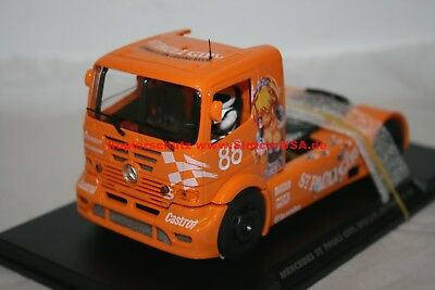 Fly Slot 1/32 202311A Mercedes Benz Truck St Pauli Girl Special Edition Anime