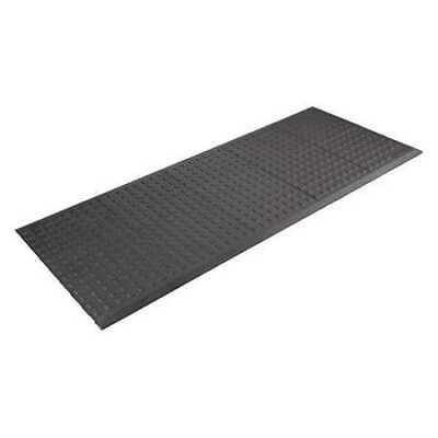 WEARWELL 502 Antifatigue Mat,Black,3ft. x 5ft.