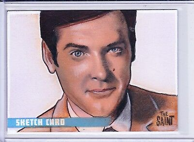 The Saint Sketch Trading Card Selection - Unstoppable Cards