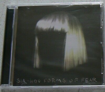 1000 Forms Of Fear - Sia  (Cd) Neuf Scelle