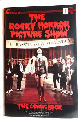 1991 Rocky Horror Picture Show Comic Book #1- from Caliber-  NM (J-5315)