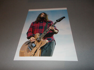 Dave Grohl Nirvana  Foo Fighters  signed signiert Autogramm 20x28 Foto in person
